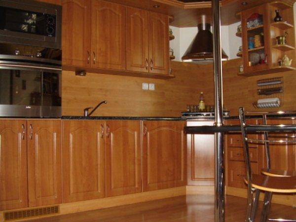 Kuchyň ve dřevě 2