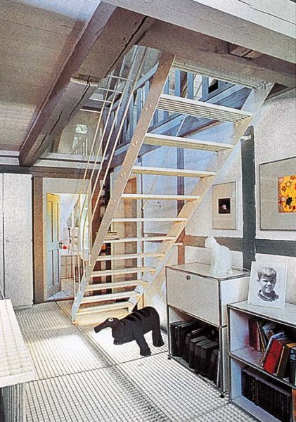 zebrikove schody