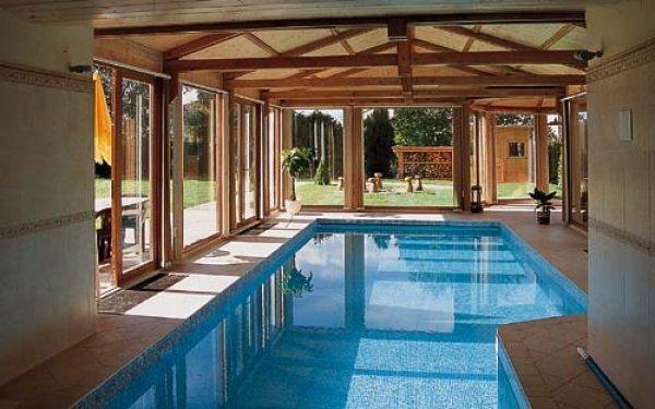 Vnitřní bazén - bazény