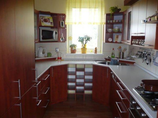 tohle je moje kuchyň