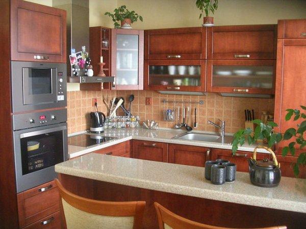 Kuchyně - celá kuchyně