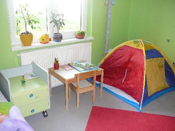 nový dětský pokoj II