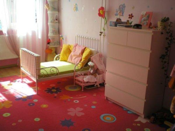 princeznovský pokojíček