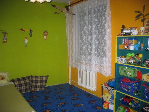 Honzíkův pokojíček 4