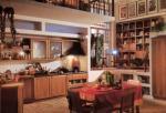 obyvak a kuchyn - úložné prostory