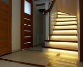 schody LED profil