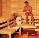 Pohoda v sauně