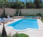 Pohodlí v zahradě - bazény