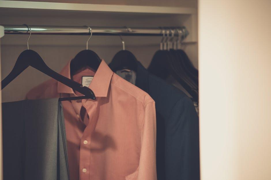 Pořádek v šatníku a jak si jej udržet?