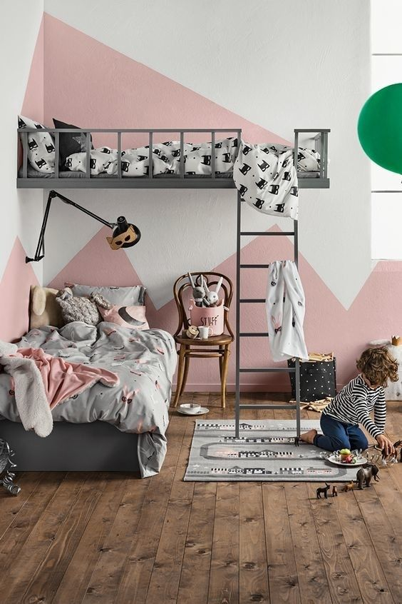 jak zařídit dětský pokojík