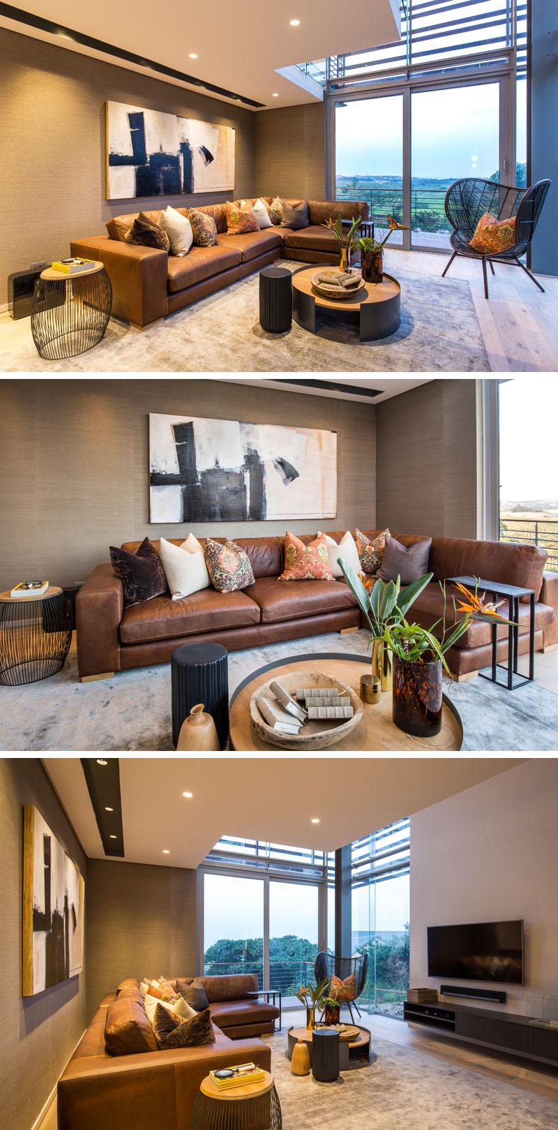 luxusní dům z jižní afriky