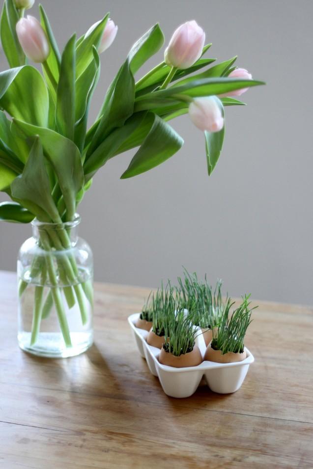 Velikonoční dekorace, které uděláte snadno i doma