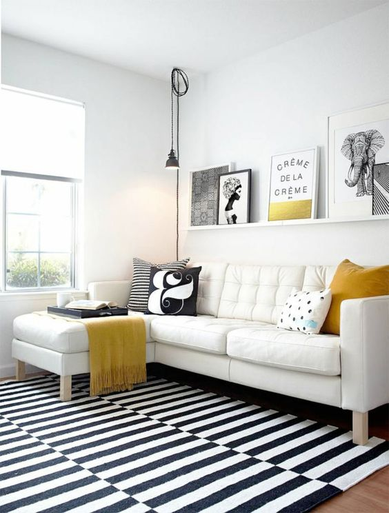 interir obývací pokoj