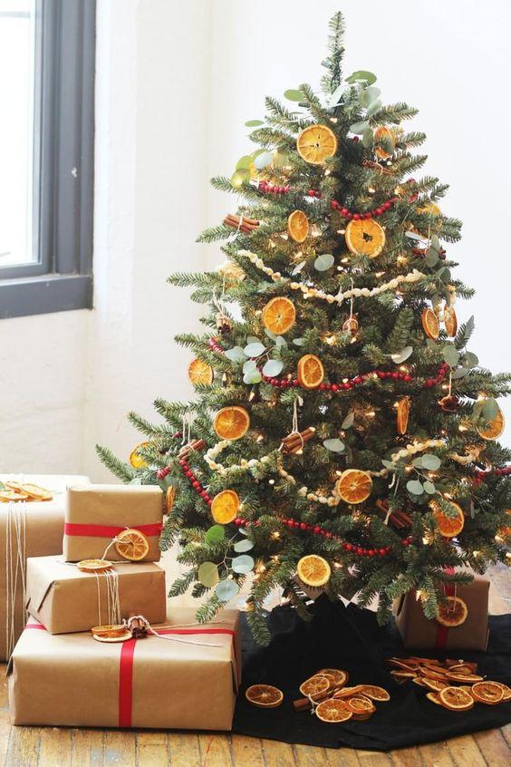 vánoční strome, trendy