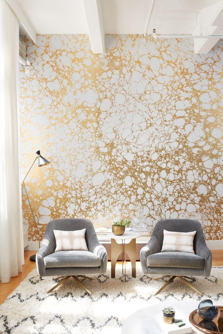 I vzory v interiéru lze kombinovat
