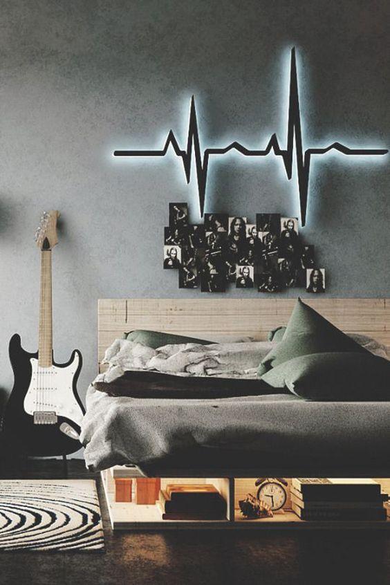 pokoj pro teenagery