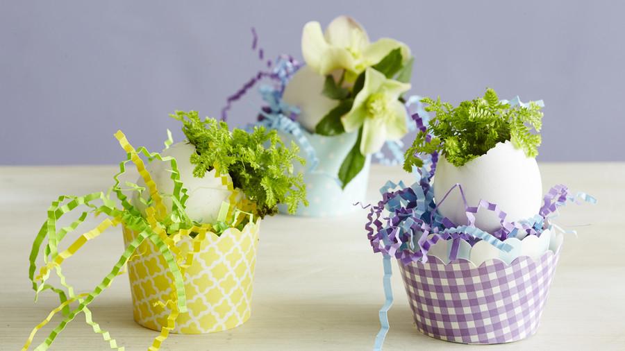 Velikonoční dekorace, které oživí i váš jídelní stůl