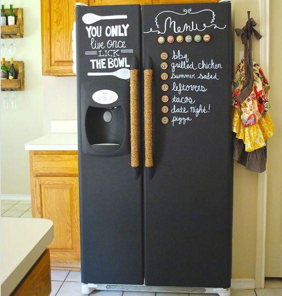 4 tipy, jak oživit lednici