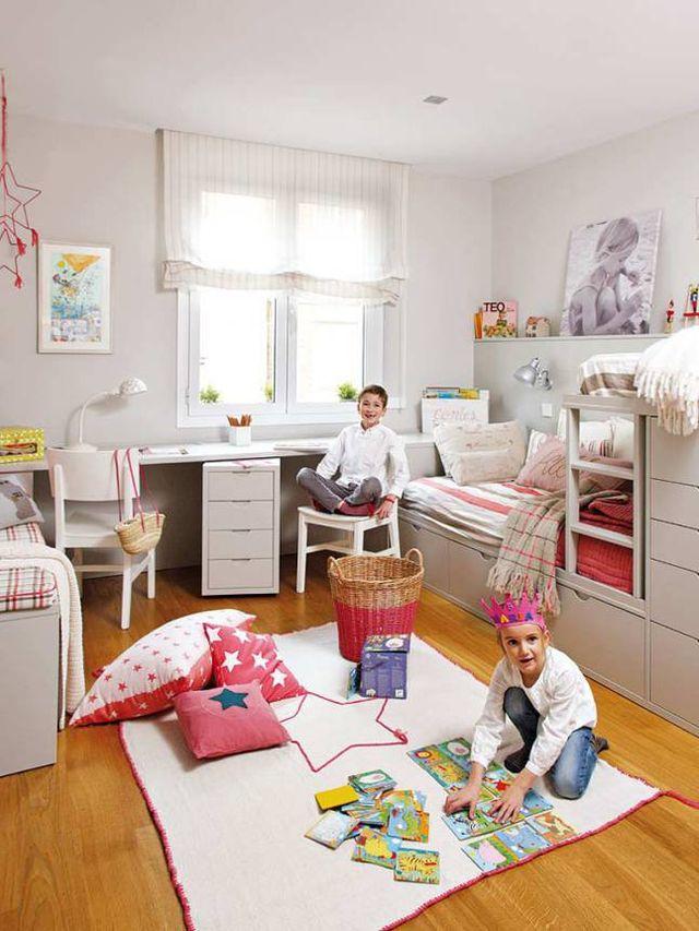 pokojík pro dvě děti