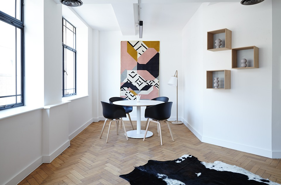 koberec interiér