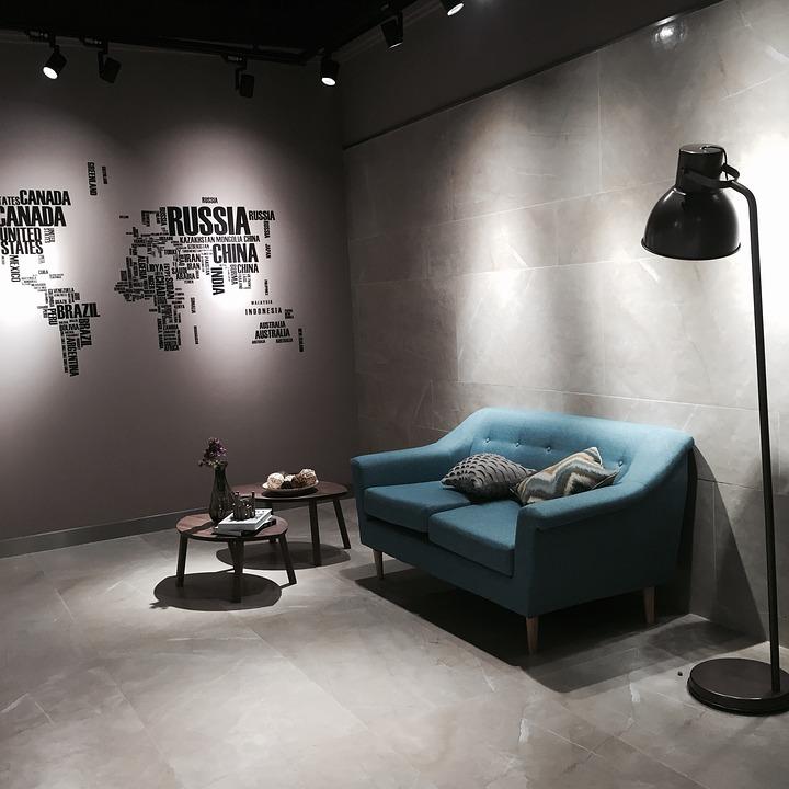 interiérové trendy barvy