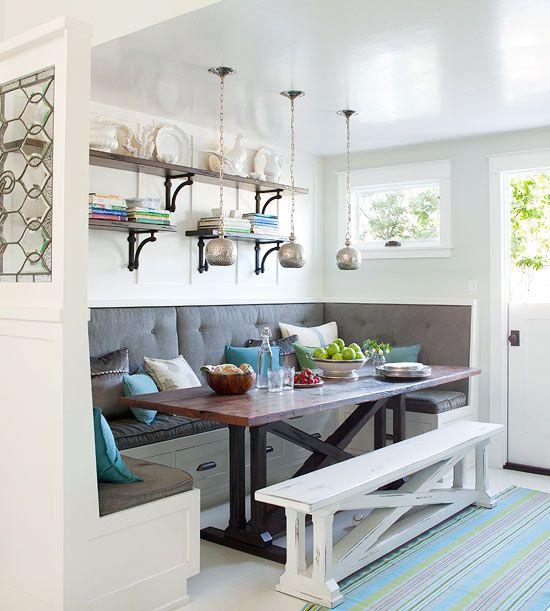 lavice do kuchyně