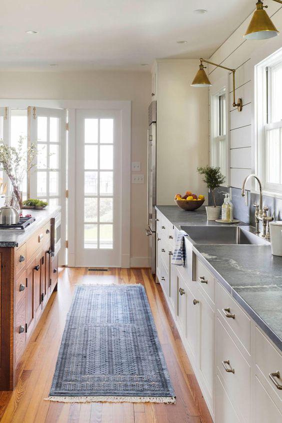 kuchyně v klasickém stylu