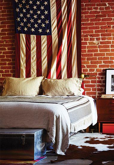 pokojíček pro dívky v americkém stylu