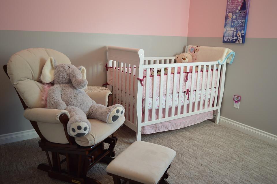 podlahy do dětského pokoje