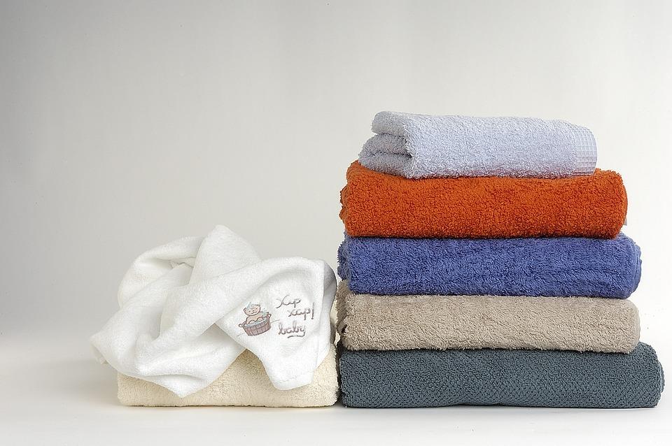 jak vybírat osušky a ručníky