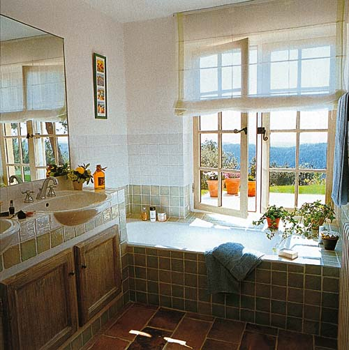Nové staré kuchyně a koupelny