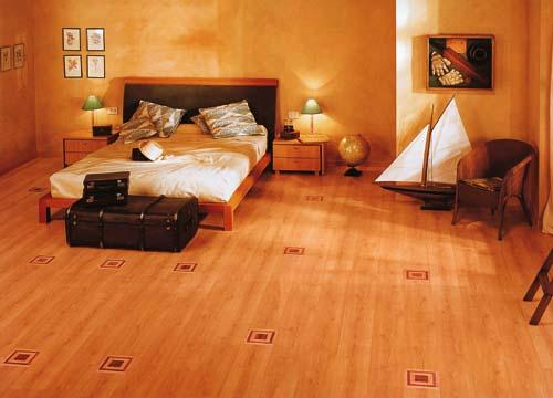 Mnoho možností pro podlahu