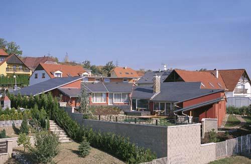 Mnoho variant pro střechu