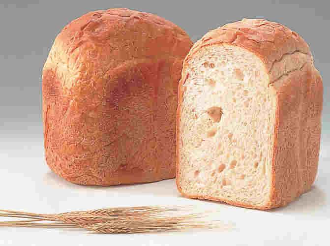 Pečení domácího chleba je snadné