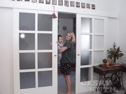 Dveře - vstupní brána do každého bytu