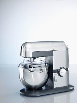 Kuchyňský robot v první linii