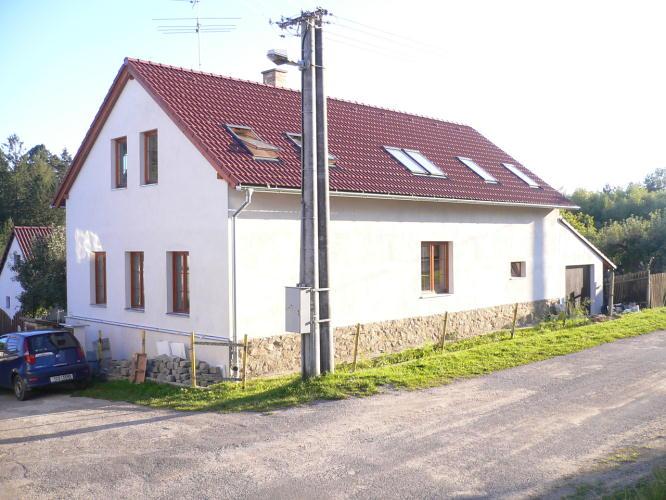 Bydlení čtenářů: rekonstrukce venkovského domku