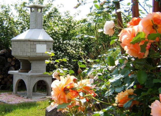 Fotografie od čtenářů: Nápaditá zahrada
