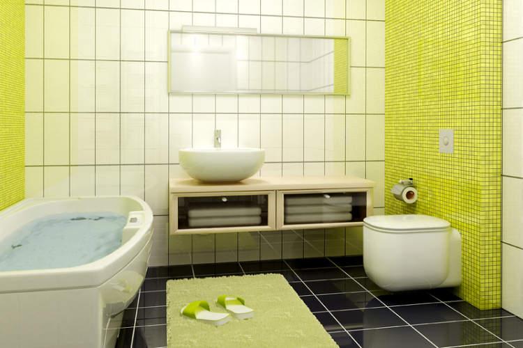Nábytek v koupelně