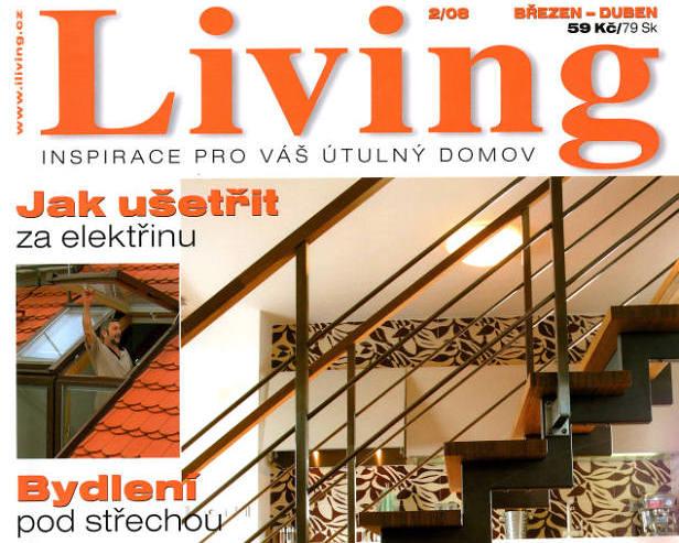 Nové číslo časopisu Living v prodeji!