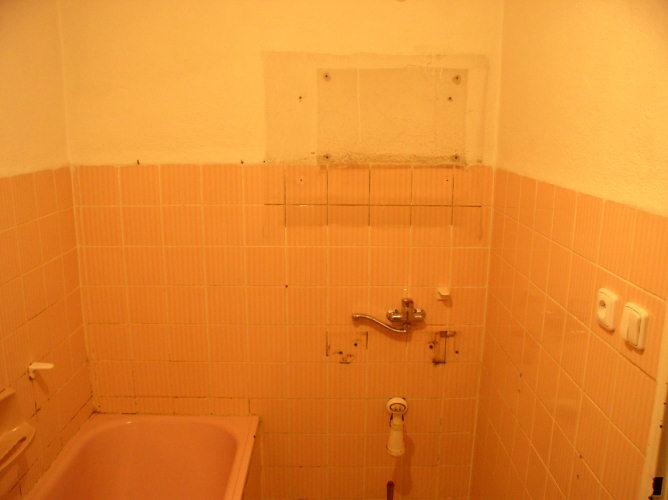 Bydlení čtenářů: Rekonstrukce koupelny a toalety