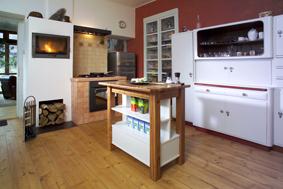 Kuchyně v novém kabátě