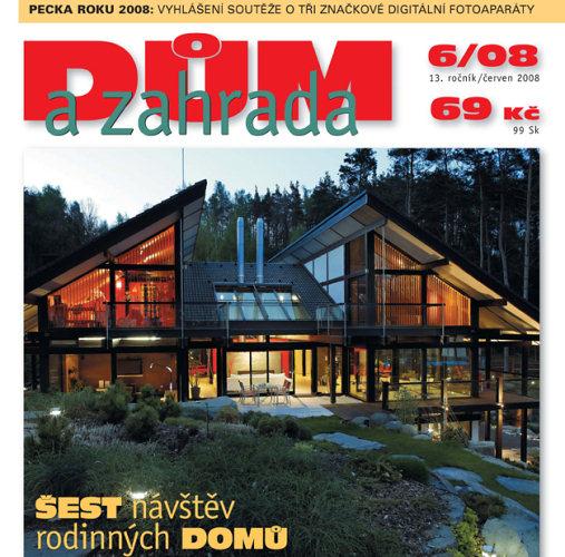 Vyšlo červnové číslo časopisu Dům a zahrada