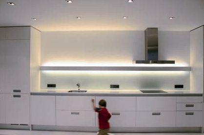 Plánujete osvětlení kuchyně?