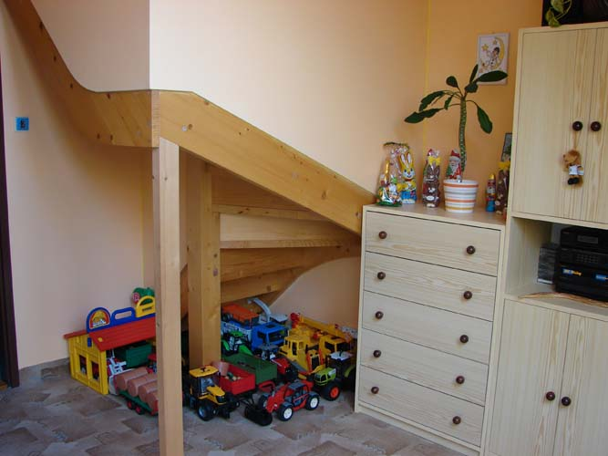 Bydlení čtenářů: Dětský pokoj v malém bytě