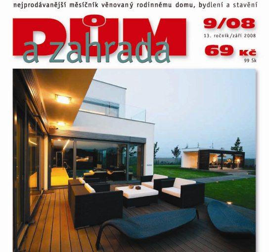 Nové číslo časopisu Dům a zahrada v prodeji!