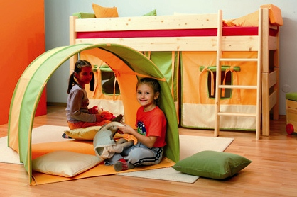 Zdravý dětský pokoj