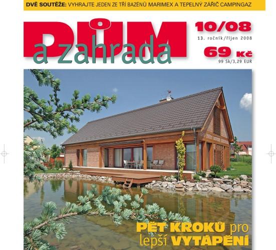 Říjnové číslo časopisu Dům a zahrada přichází na stánky!