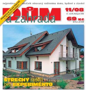 Listopadové číslo časopisu Dům a zahrada v prodeji!