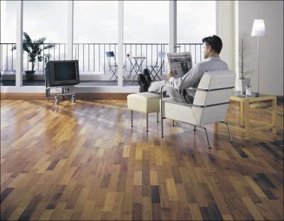 Pokládání podlah z masivního dřeva